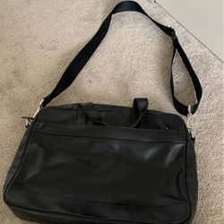 Coach Black Leather Work Bag for Sale in Boston,  MA
