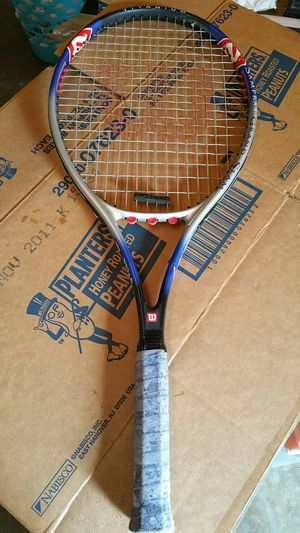 Wilson tennis racquet for sale for Sale in National City, CA