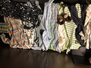 Kids PJs 6 6/9 6-12 mo. (12 piece) for Sale in Holbrook, MA