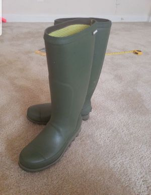 Womens Sorell rain boots size 8.5 for Sale in Baltimore, MD