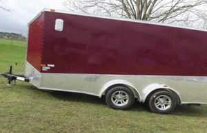 Enclosed 2015 💋💋 Formula Cargo Trailer👄👄👄 for Sale in Chicago, IL