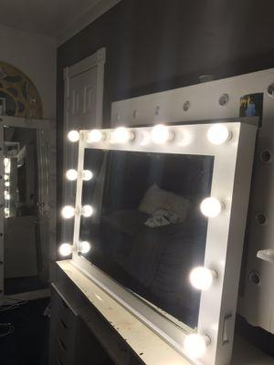 Vanity mirror for Sale in Dallas, TX