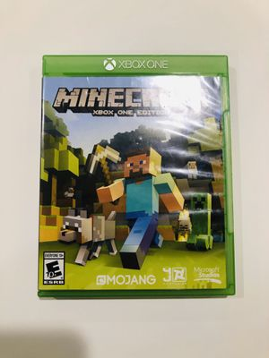 Minecraft Xbox One Edition for Sale in East Los Angeles, CA