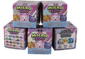 Micro Zoo pack of 5 for Sale in Silverado, CA