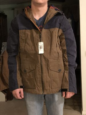 NEW! Men's Large Timberland jacket w/ hood for Sale in Rochester, NY
