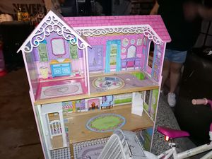 Barbie doll house for Sale in Rowland Heights, CA