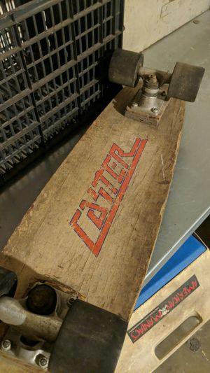 Vintage Caster skateboard for Sale in Bostonia, CA