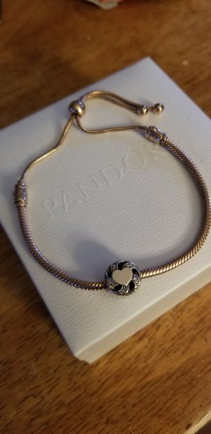 Pandora Rose Bracelet for Sale in Hudson, NH