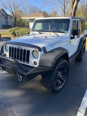 Jeep wrangler 2015 sport for Sale in Orange Park, FL