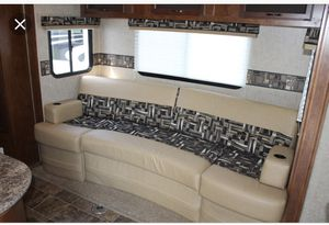 MXT toy hauler couch new still in plastic for Sale in Spring, TX