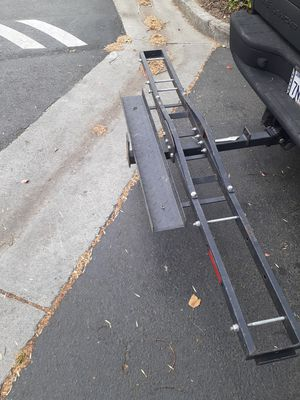 500 lbs. Motorcycle hitch carrier for Sale in San Lorenzo, CA