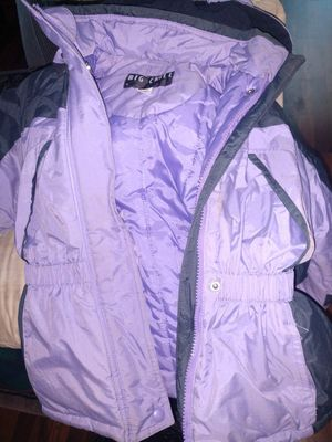 Girls 5/6 big chill warm coat for Sale in Lakeside, AZ