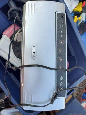 Caso Germany food vacuum sealer for Sale in Galt, CA