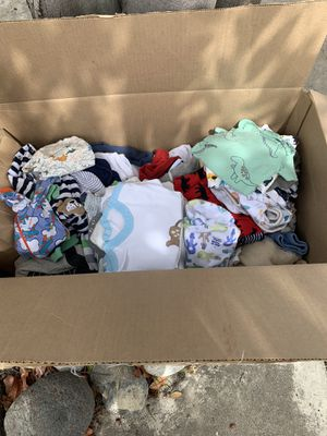 Free baby boy clothes for Sale in San Diego, CA