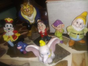 Reposting with new lower price! Schmid vintage collectible Disney lot for Sale in Gresham, OR