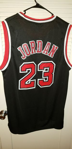 Men's XXL Michael Jordan Chicago Bulls Jersey New with Tags Stiched Nike $45. Ships +$3. Pick up in West Covina for Sale in La Puente, CA