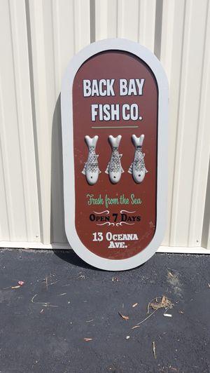 LARGE NAUTICAL RESTAURANT ART#9 for Sale in Virginia Beach, VA
