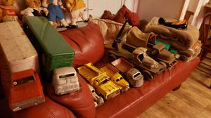 TOY TRUCK COLLECTION VINTAGE for Sale in Snohomish, WA