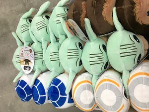 Star Wars The Mandalorian Plushies for Sale in Houston, TX