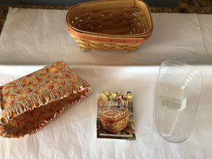 Longaberger Retired Candy Corn Basket for Sale in Englewood, CO