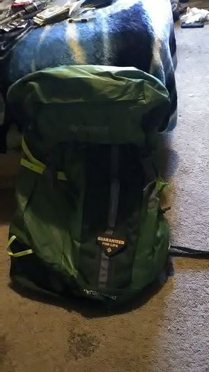 Camping/hiking backpack for Sale in Port Orchard, WA
