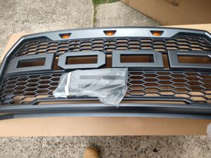 2014-2017 Ford Raptor stile and OEM front grill for Sale in Charlottesville, VA