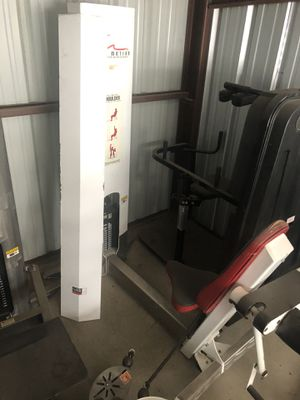 Freemotion shoulder press for Sale in Burleson, TX