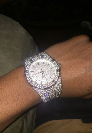 Stainless steel CCV watch for Sale in Forest Heights, MD