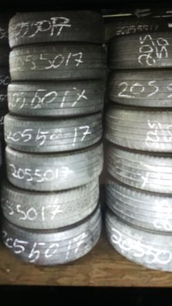 Tire 205 50 17 instaled includes EACH ELMOFLES for Sale in City of Industry,  CA