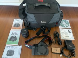 Canon Rebel T3i 600D Camera Kit for Sale in New York, NY