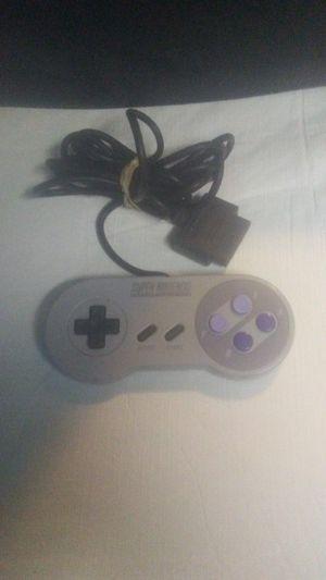 Nintendo Super NES controller for Sale in Beech Grove, IN
