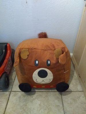 Plush kids seat or toy for Sale in Tampa, FL