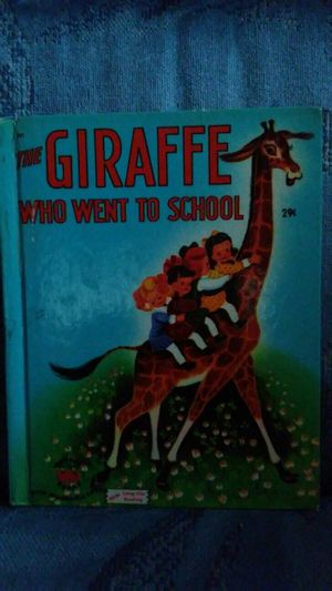 The Giraffe Who Went to School for Sale in Glendale, AZ