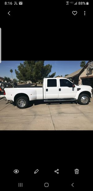 Ford F450 Diesel for Sale in Peoria, AZ