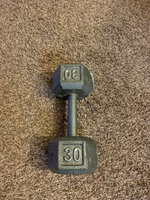 Cast iron weigh 30lbs for Sale in Nashville, TN