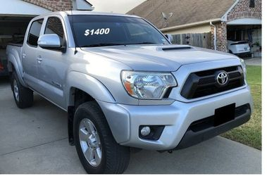 """First.owner 2013 Toyota Tacoma Needs.Nothing 4WDWheelss""""✅e5urthd for Sale in San Francisco,  CA"""