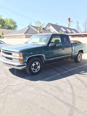 1995 Chevy Silverado for Sale in Sacramento, CA