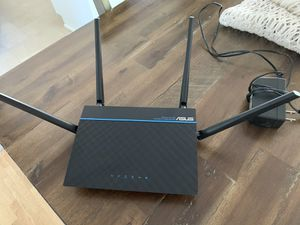 ASUS Dual Band AC1300 Super-Fast WiFi Router for Sale in Puyallup, WA