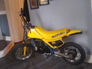 1989 Suzuki ds80 for Sale in FAIRMOUNT HGT, MD