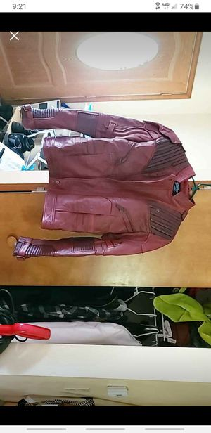 Gardians of the galaxy leather jacket for Sale in Thompsonville, MI