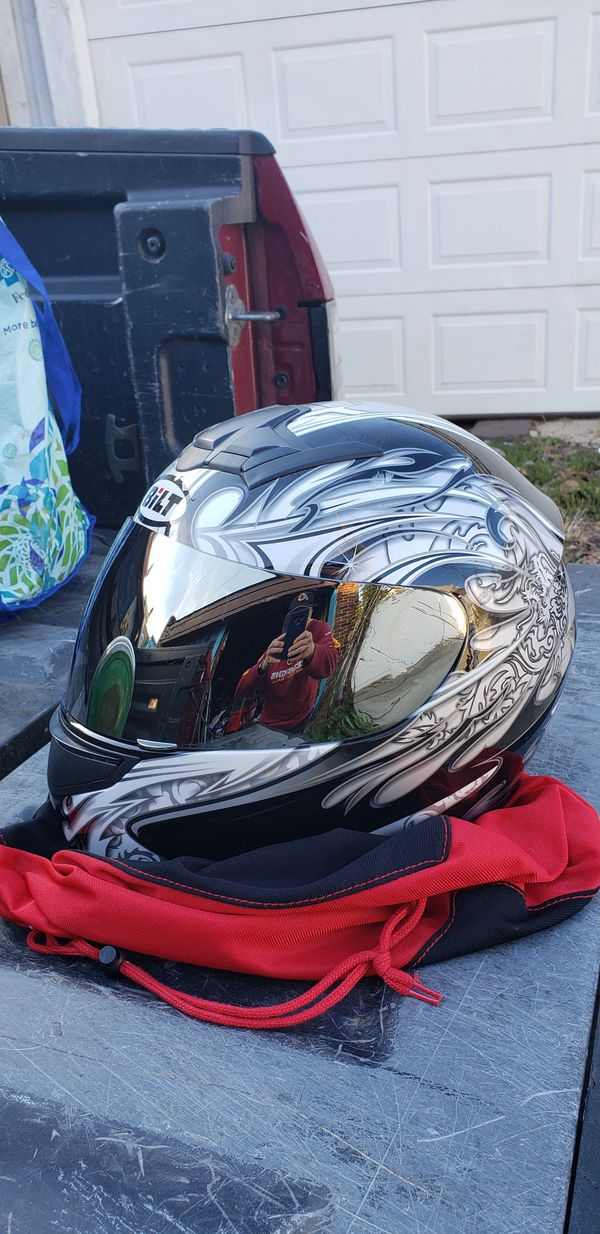 BiLT Motorcycle Helmet - Size Large