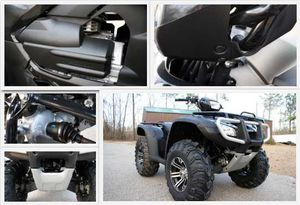 2009 Honda TRX500FE9 Four Trax Foreman 4x4 Electric for Sale in Nashville, TN