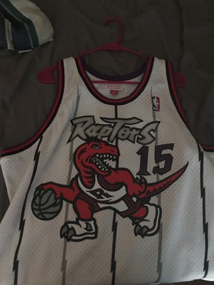 ccacc0fd8 Toronto raptors Authentic Tracy McGrady Jersey for Sale in Redwood ...