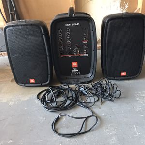 JBL Eon 206P Portable PA System for Sale in San Diego, CA