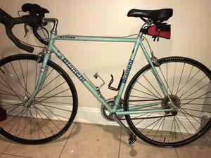 Bianchi Road Bike Alfana 55 CM for Sale in Olney, MD