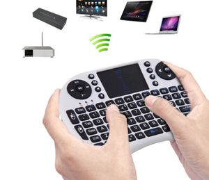 New BLACK Mini keyboard 92 Keys Double Mouse Button 2.4GHz USB Wireless for Sale in Palm Harbor, FL