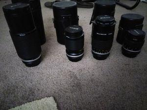 Nikon lenses! for Sale in Sacramento, CA