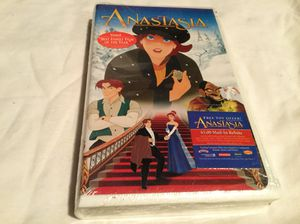 Anastasia vhs for Sale in Scottsville, VA