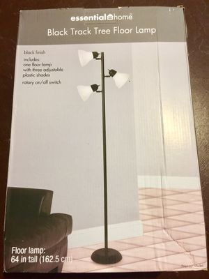 Brand New Track Tree Floor Lamp still in Box for Sale in Ballwin, MO