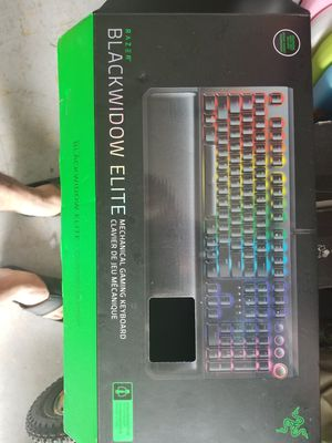 Razer Blackwidow Elite mechanical keyboard for Sale in West Palm Beach, FL